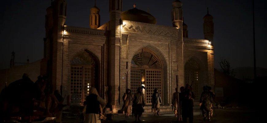 Kabil'deki cami bombalamasını IŞİD üstlendi