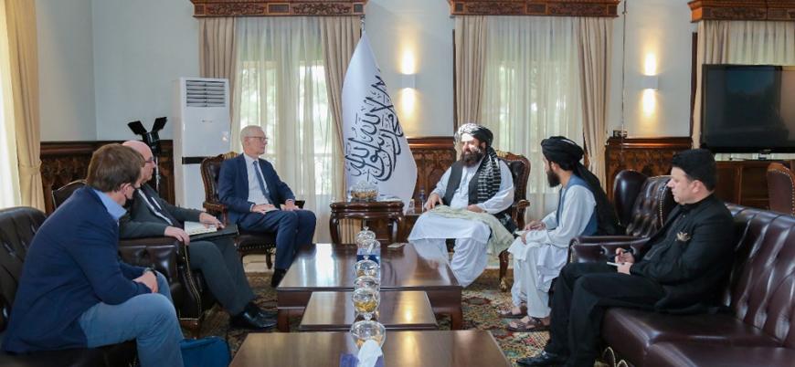 İngiltere ile 'Afganistan İslam Emirliği' arasında üst düzey görüşme