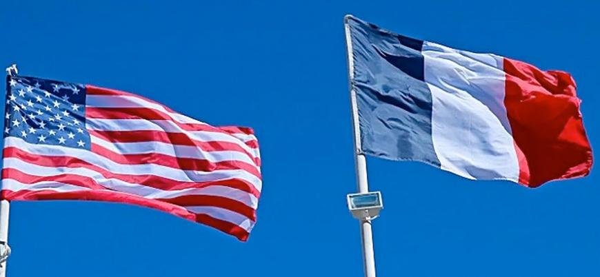 Denizaltı krizi sonrası ABD ile Fransa arasında ilk üst düzey temas