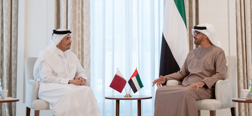 Körfez'de BAE zayıflarken Katar geri dönüyor