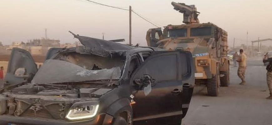 Suriye'de YPG'nin füze saldırısında 2 özel harekat polisi hayatını kaybetti