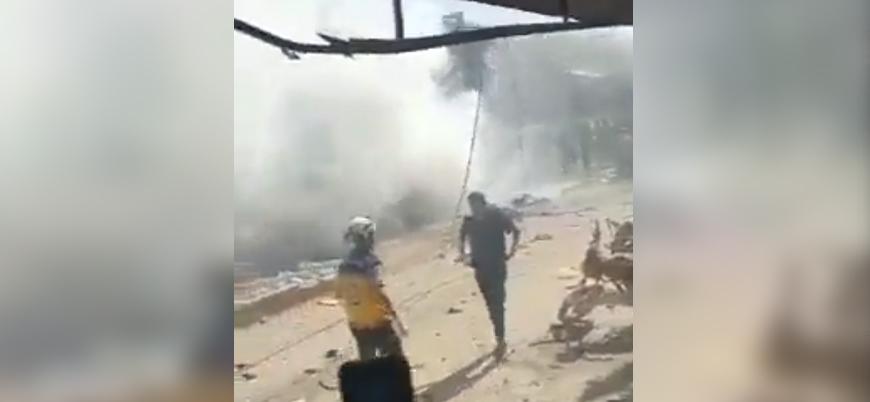 Afrin'de bombalı saldırı: 5 ölü