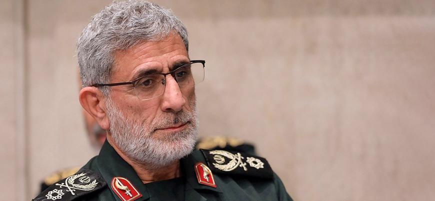 Irak seçimlerinin ardından: İran Devrim Muhafızları Kudüs Gücü Komutanı Kaani Bağdat'ta