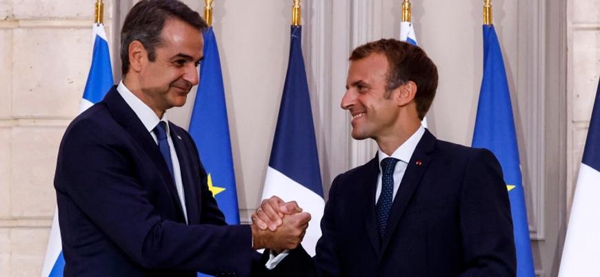 Yunanistan Fransa için Batı Afrika'ya asker mi gönderecek?
