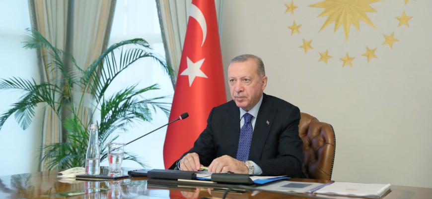 Erdoğan: Taliban'ı kapsayıcı bir yönetim kurmaya yönlendirmeliyiz