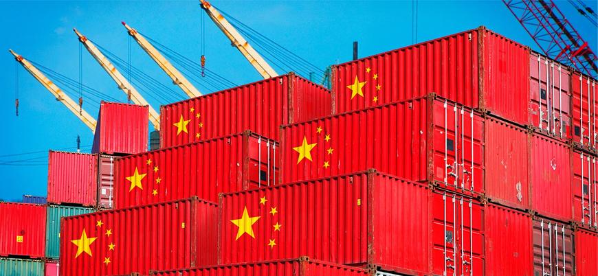 Çin'in ihracat rakamlarında yüzde 28 artış