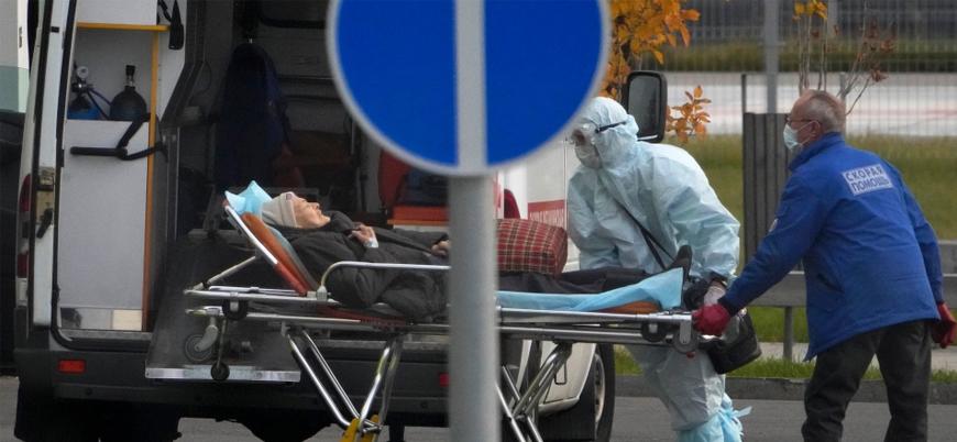 Koronavirüs: Rusya'nın doğal nüfusu bir yılda 1 milyon azaldı