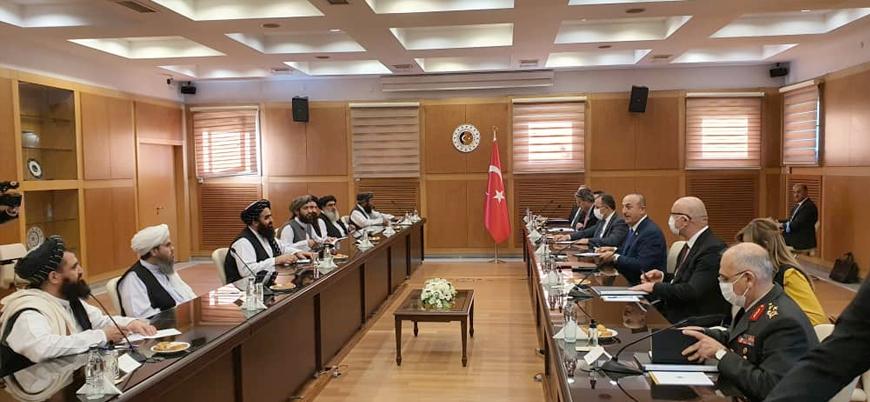 Erdoğan'dan Taliban ile görüşme açıklaması: Afgan halkına her türlü desteği vereceğiz