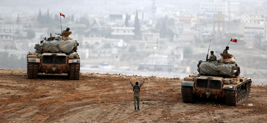 """""""Türkiye Suriye'de YPG'ye yönelik harekat konusunda kararlı"""""""