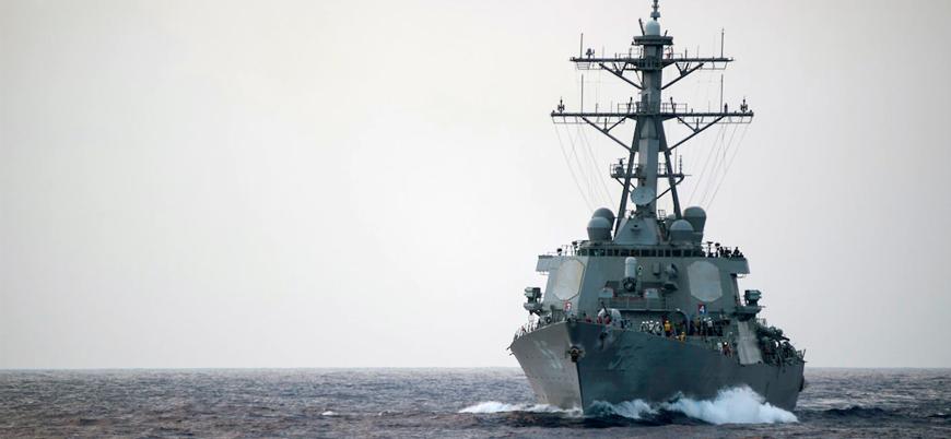 Rusya ile ABD arasında Japon Denizi'nde tehlikeli yakınlaşma