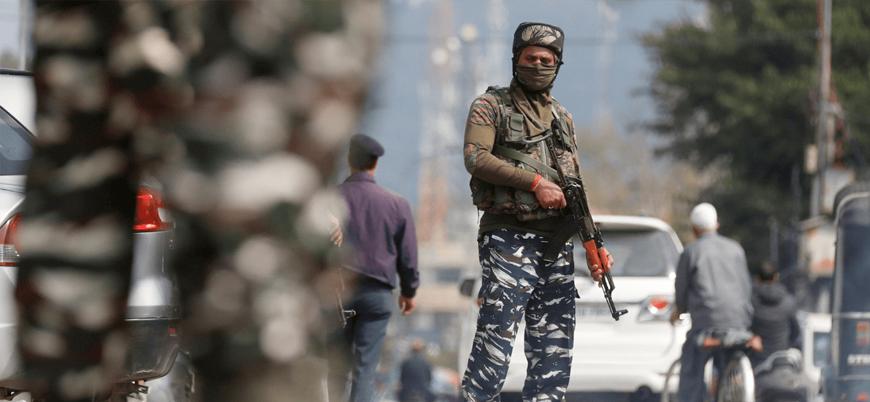 Keşmir'de öldürülen Hint askerlerinin sayısı 7'ye yükseldi