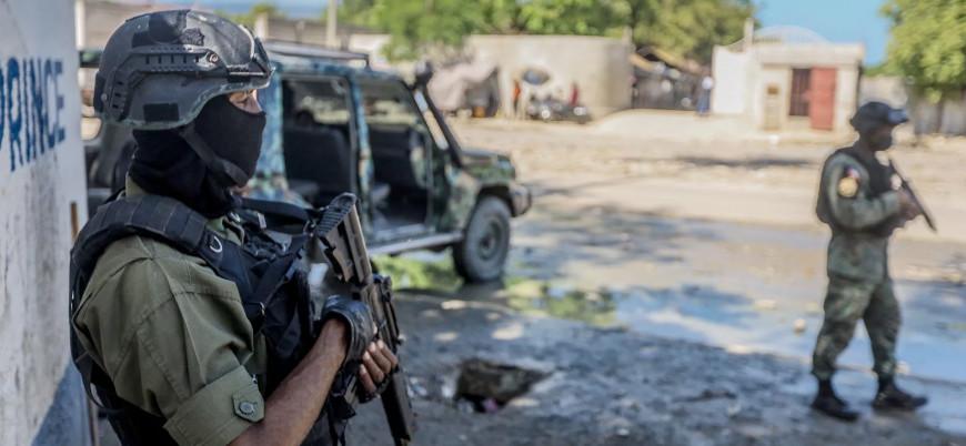 Amerikalı misyonerler Haiti'de kaçırıldı