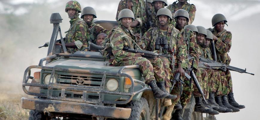 Eş Şebab Kenya ordusunu hedef aldı: 8 ölü