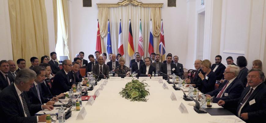 AB'den İran'a 'nükleer görüşme' yalanlaması