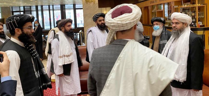 Taliban heyeti Moskova'da