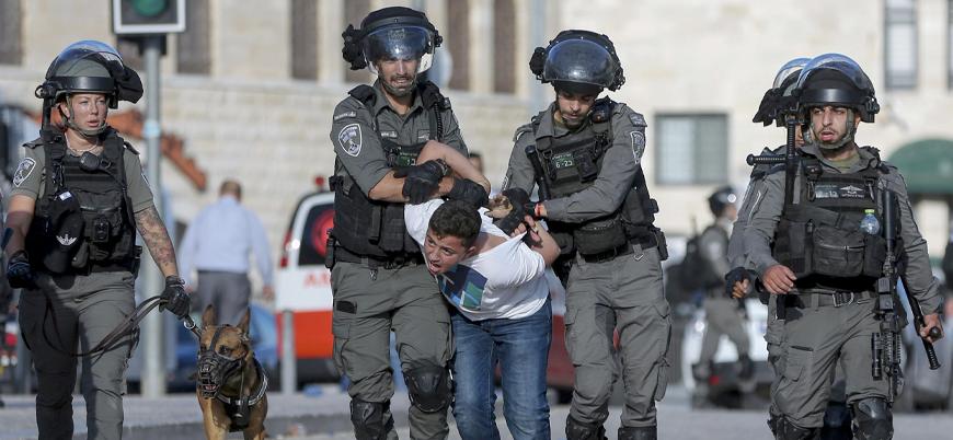 Filistin: Kudüs'te tansiyon yükseliyor