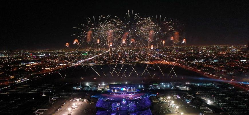 Suudi Arabistan'ın başkentinde yüz binlerce kişinin katıldığı konser