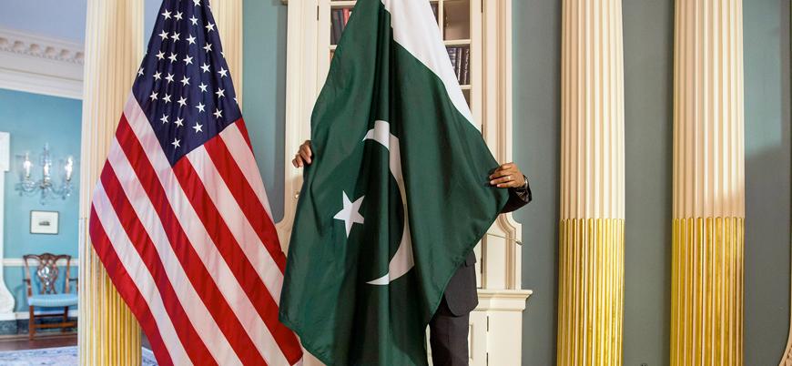 ABD Afganistan'ı vurmak için Pakistan hava sahasını kullanacak