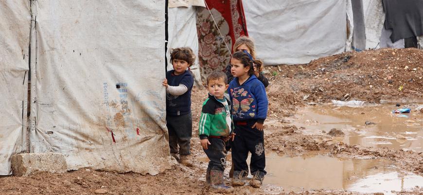 Esed rejimi Batı kaynaklı insani yardımları kendisi için harcadı