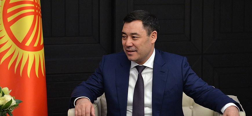 Kırgızistan Cumhurbaşkanı: Ülkemizde ABD üssü istemiyoruz