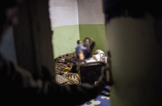 Bir 'özgürleştirme' hikayesi: Musullu esir kadınlara tecavüz ediliyor