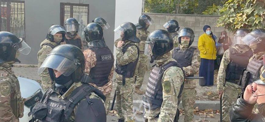 Rusya Kırım'da 20 Tatar Türkü'nü alıkoydu