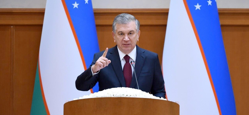 """""""Özbekistan seçimlerinde Mirziyoyev ipi göğüsleyecek"""""""