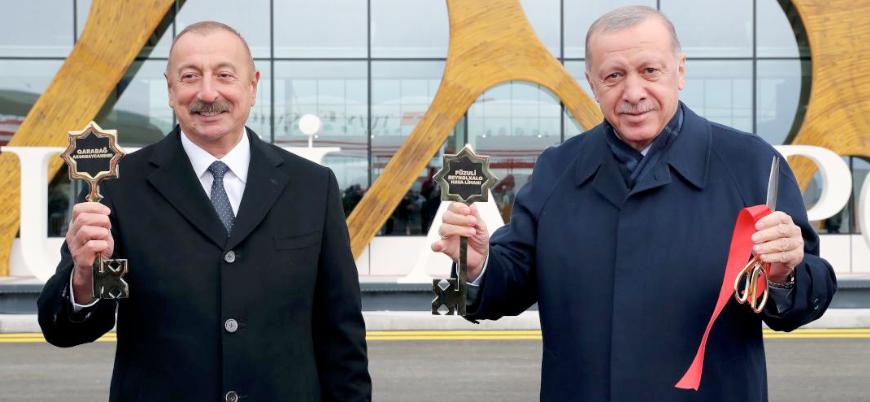 Erdoğan Azerbaycan'da