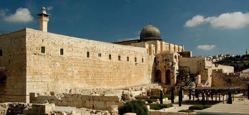 """""""İsrail'in kazı çalışmaları Mescid-i Aksa duvarlarına zarar veriyor"""""""