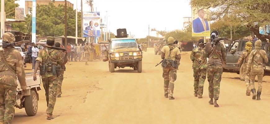 Somali'de Sufi milislerle hükümet güçleri arasındaki çatışmalar devam ediyor