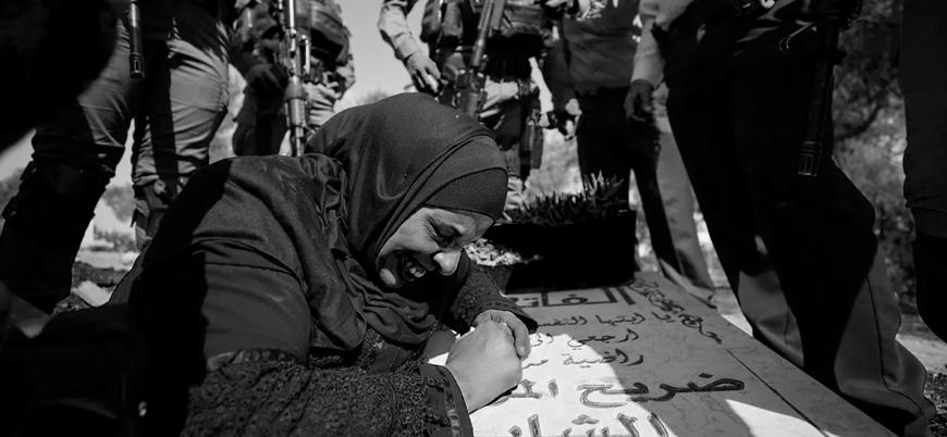 İsrail Kudüs'te Müslüman mezarlığını yıkıyor