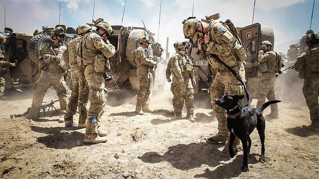 Avustralya Afganistan'a takviye asker gönderiyor