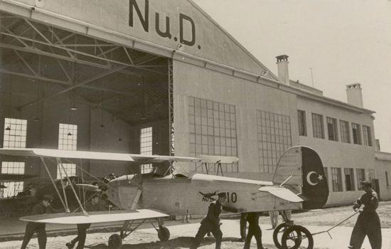 Türkiye'nin ilk yerli uçağı: 1936 model ND36
