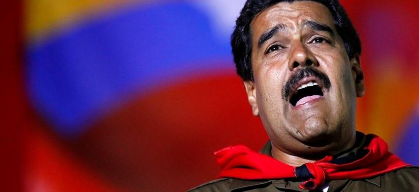 Maduro ABD'yi sorumlu tuttu: Venezuela'yı yıkma emri verdiler