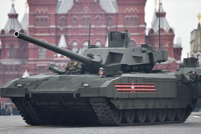 NATO, Rusya'nın yeni  tanklarından endişelenmeli mi?