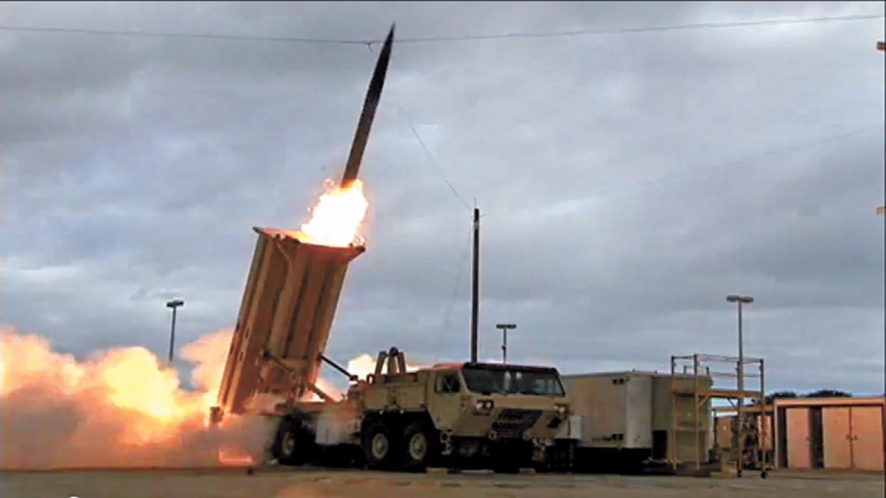 ABD balistik füze savunma sistemini test ediyor