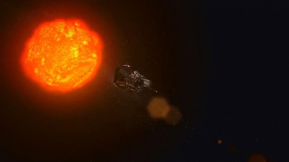 Nasa Güneş'i araştırıyor