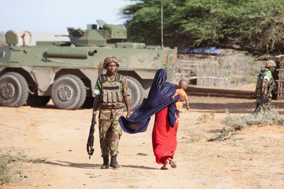 Kıtlıktan kaçan Somalili kadınlara kamplarda sistematik tecavüz