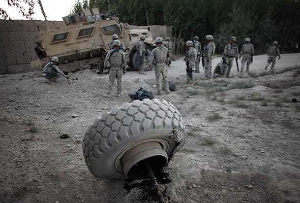 Amerika'da iç muhalefet: Vietnam gibi Afganistan'daki savaş da kazanılamaz