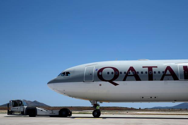Katar Havayolları, Suudi Arabistan'a tüm uçuşları durdurdu