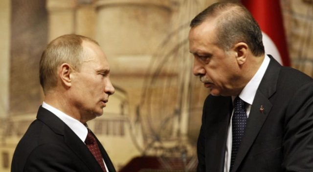 Erdoğan ve Putin arasında telefon görüşmesi: Katar krizi de ele alındı