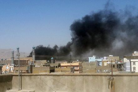 Afganistan'da yine cenazeye saldırı: Bombalar bu kez Herat'ta patladı
