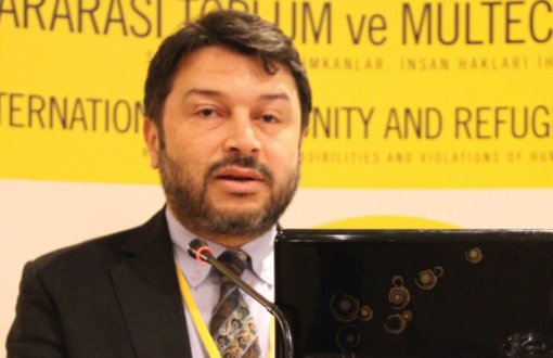 Af Örgütü yetkilisine 'FETÖ' gözaltısı