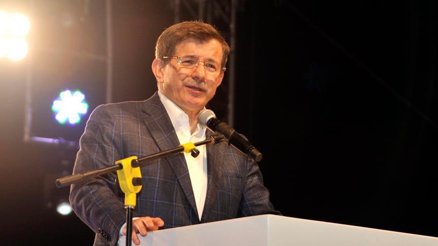 Davutoğlu: Katar, sömürgecilere karşı Osmanlı'nın yanında durmuştu