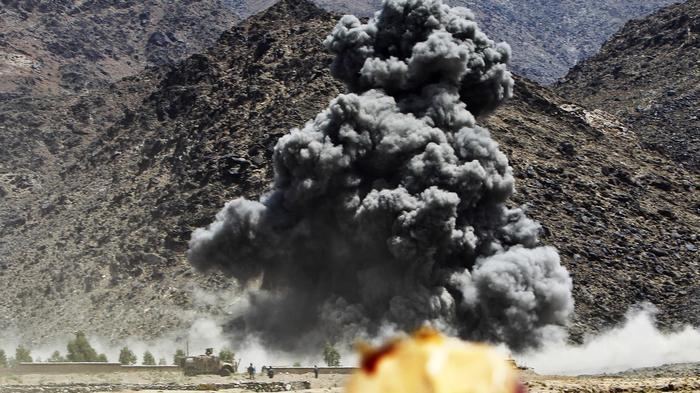 ABD uçakları Afganistan'da 'yanlışlıkla' müttefik kuvvetleri vurdu