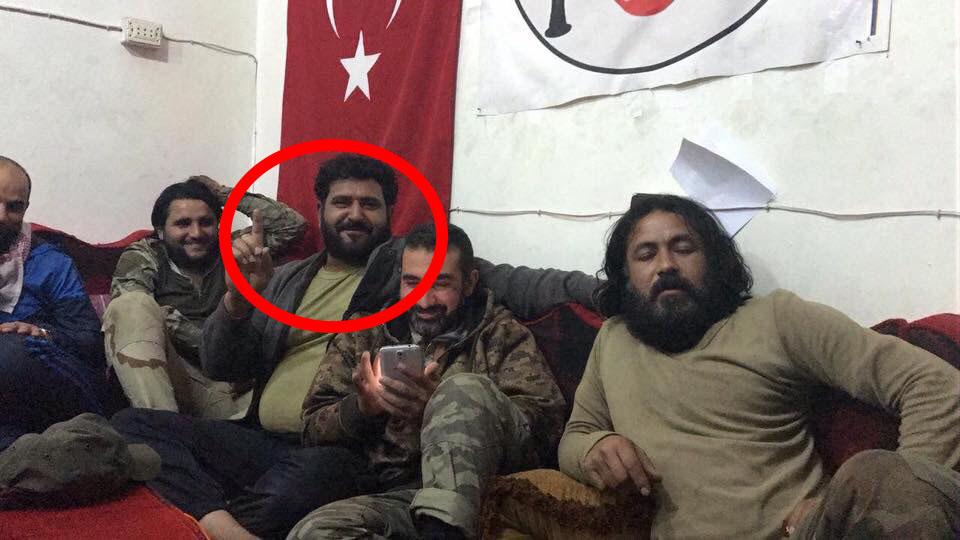 TSK'nın eğittiği ÖSO grubu, firar edip rejime katıldı