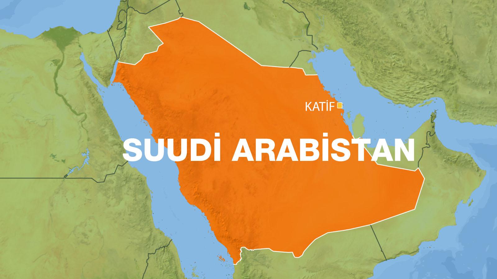 Suudi Arabistan'ın Şii bölgesinde saldırı: 1 binbaşı öldü