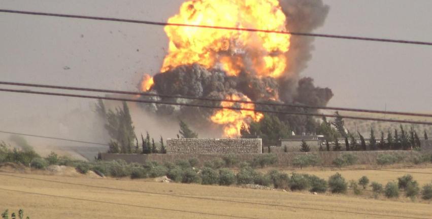 IŞİD ve en etkili silahı: Bombalı araçlar
