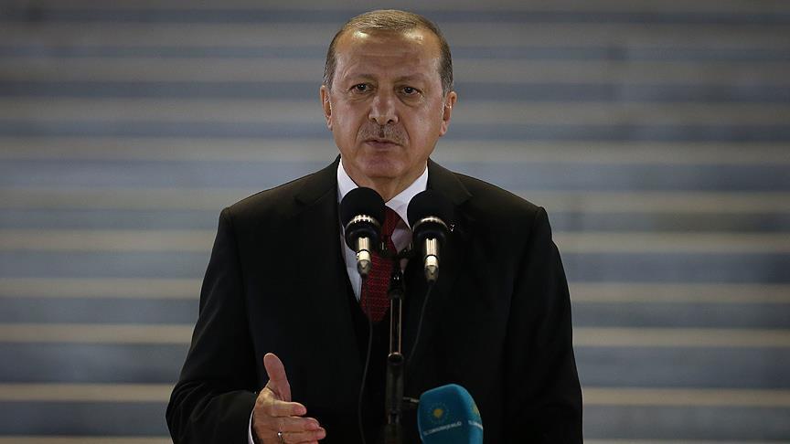 Erdoğan: O bekledikleri bahar hiç gelmeyecek
