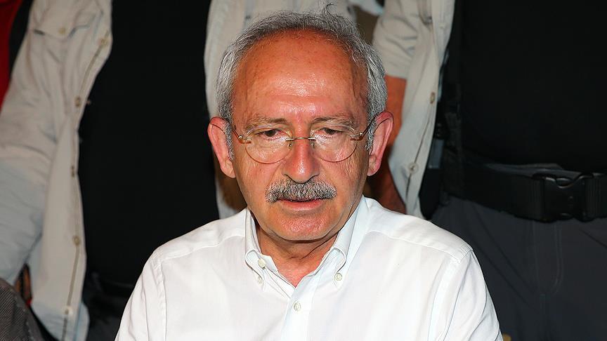 Kılıçdaroğlu: Değişik illerden katılımla İstanbul'a yürüyüşe devam edeceğiz